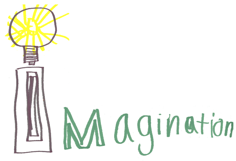 2014 Imagination Fair Logo Contest Runner Up - Let Your Light Shine