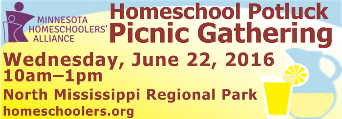 MHA Homeschool Potluck Picnic Gathering