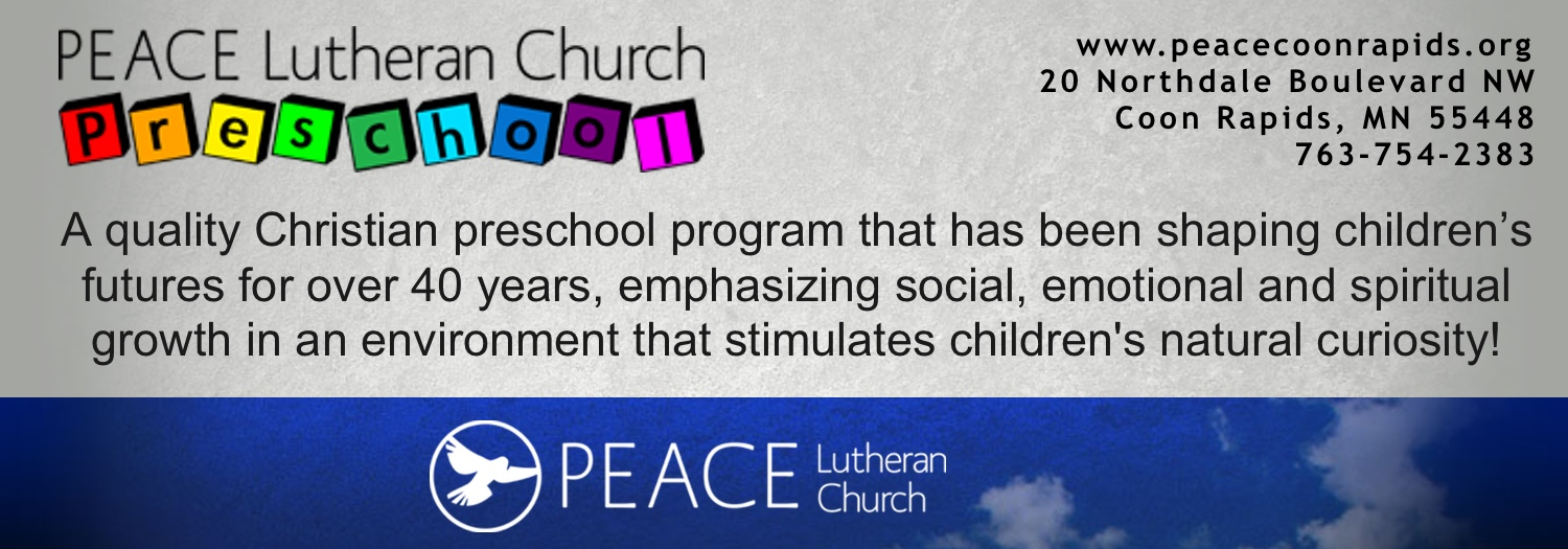 Peace Lutheran Church Preschool