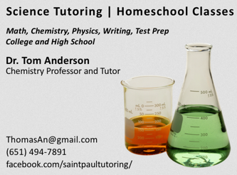 Saint Paul Tutoring