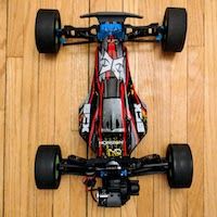 Modding the RC Racer