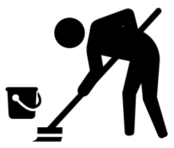 cleaning by parkjisun from the Noun Project