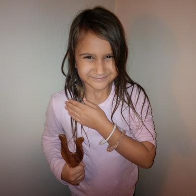 Kierra's Crafts - Lucet Braiding Bracelets
