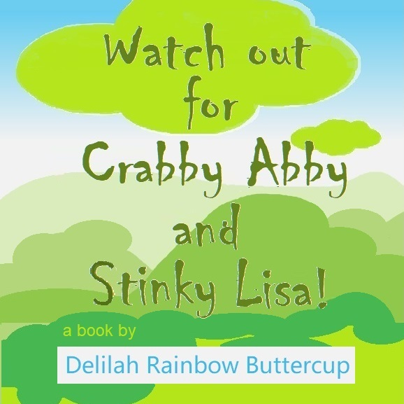 New book for sale by Delilah Buttercup